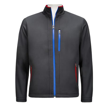 Racer Jacket // Black (S)