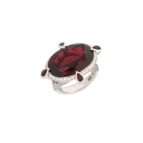 Stephen Webster Jewelvine Romantic 18k White Gold Ring // Ring Size: 7