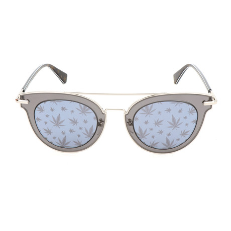 Police Women's Sunglasses // SPL553 // Shiny Palladium