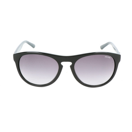 Police Men's Sunglasses // S1871M // Black + Gray
