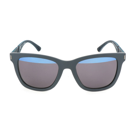 Police Men's Sunglasses // SPL352 // Rubber Blue