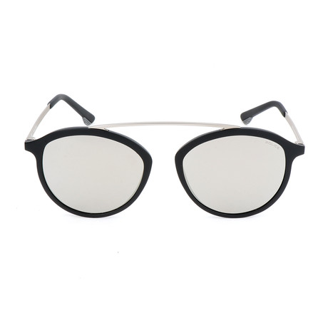 Police Men's Sunglasses // SPL496 // Semi-Matte Black