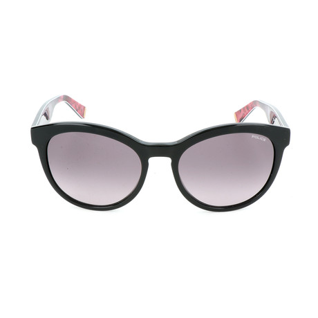 Police Women's Sunglasses // SPL409 // Shiny Black