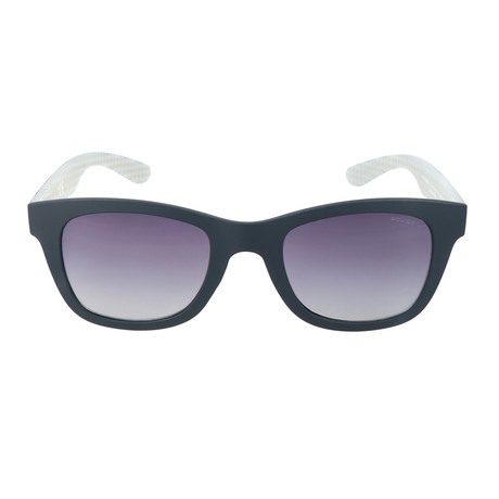 Police Men's Sunglasses // S1944 // Semi-Matte Black