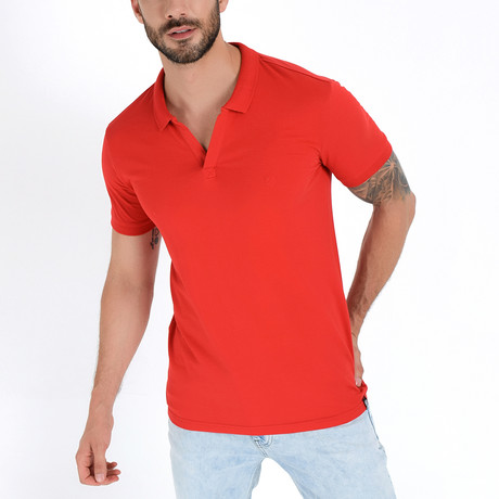 Polo Shirt // Red (S)