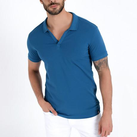 Polo Shirt I // Dark Blue (S)
