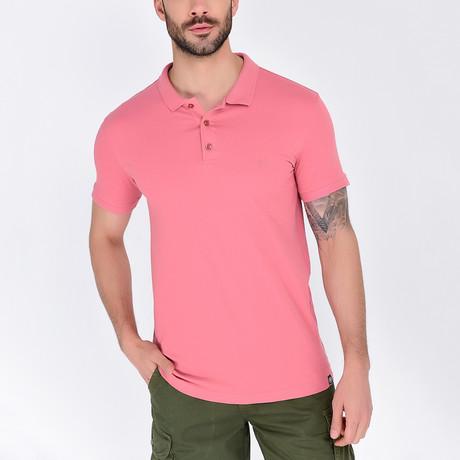 Polo Shirt // Rose (S)