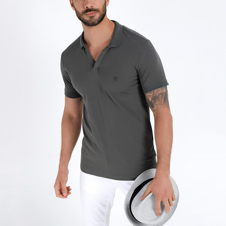 Polo Shirt // Khaki (S)
