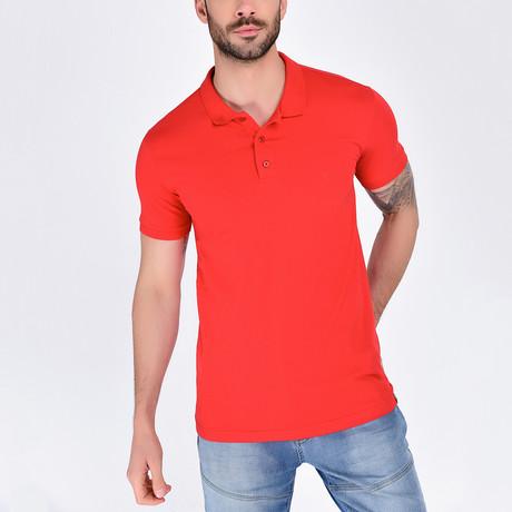 Polo Shirt II // Red (S)