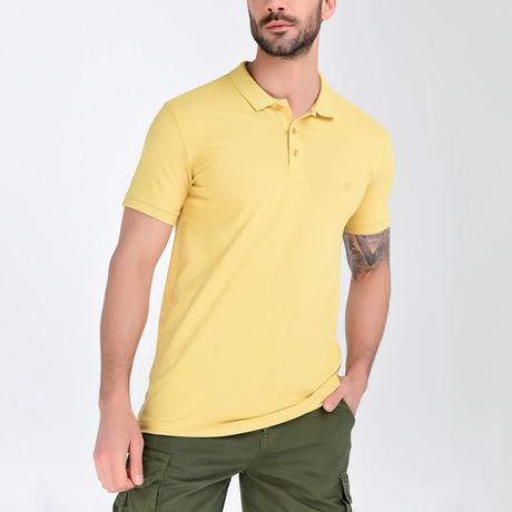 Polo Shirt II // Yellow (S)