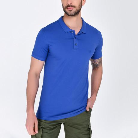Polo Shirt II // Indigo (S)