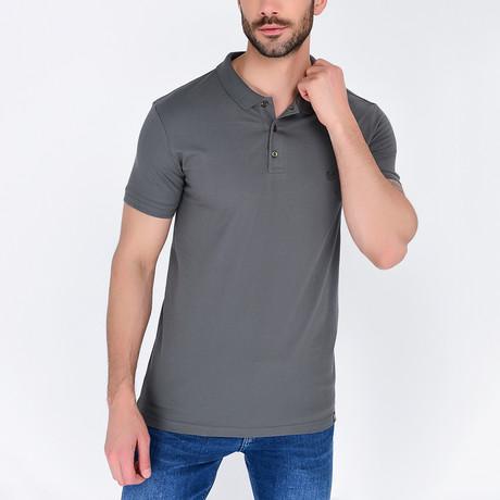 Polo Shirt // Gray (S)