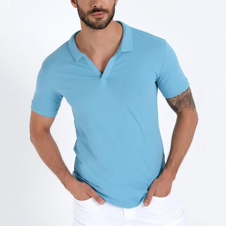 Polo Shirt I // Mint (S)
