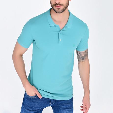 Polo Shirt // Teal (S)