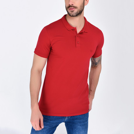Polo Shirt I // Red (S)