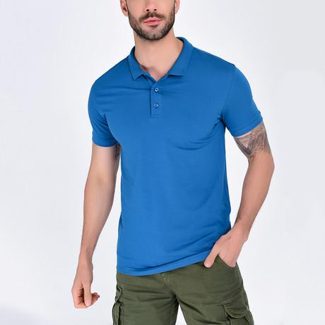 Polo Shirt II // Dark Blue (S)