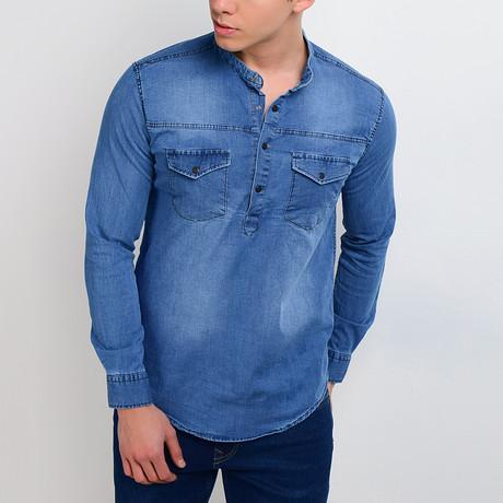 Denim Shirt I // Blue (S)