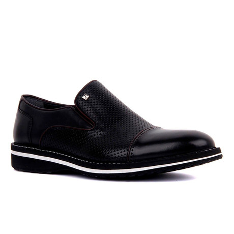 Simon Shoes // Black (Euro: 37)