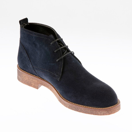 Broderick Boot // Navy Blue (Euro: 37)