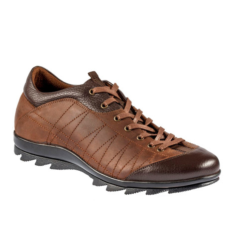 Delmer Sport Shoe // Brown (Euro: 37)