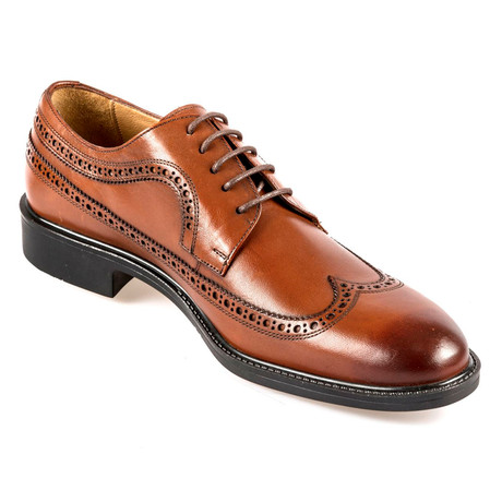 Fosco // Nicolas Shoes // Tobacco (Euro: 37)