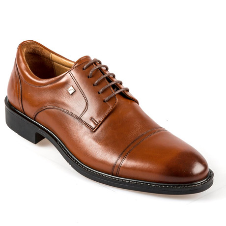 Felipe Shoes // Tobacco (Euro: 37)