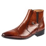 Luciano Dress Shoe // Tobacco (Euro: 42)