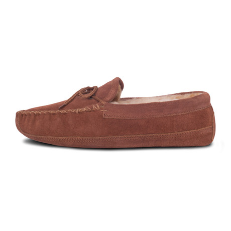 Men's Soft Sole Moccasin // Wheat (US: 7)