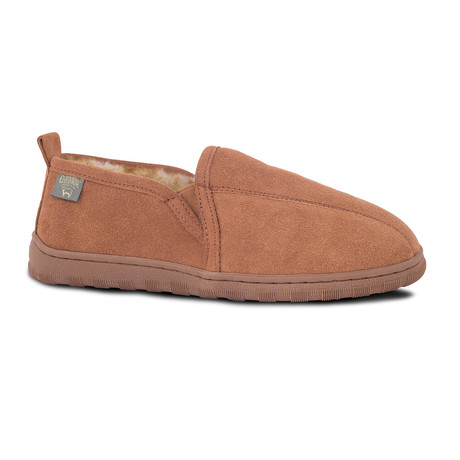 Men's Romeo Slipper // Chestnut (US: 7)
