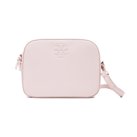 Tory Burch // Leather Thea Shoulder Handbag // Pink