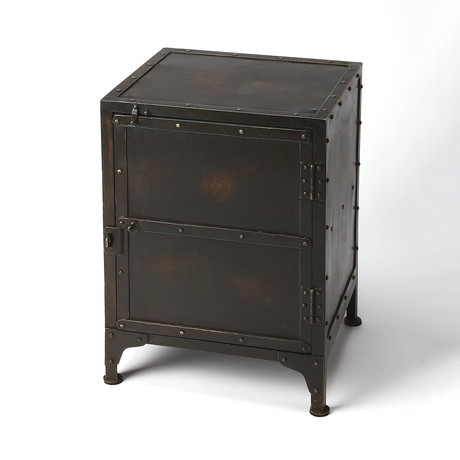 Ivan Industrial Side Chest