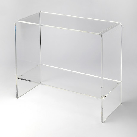 Copenhagen Acrylic Console Table