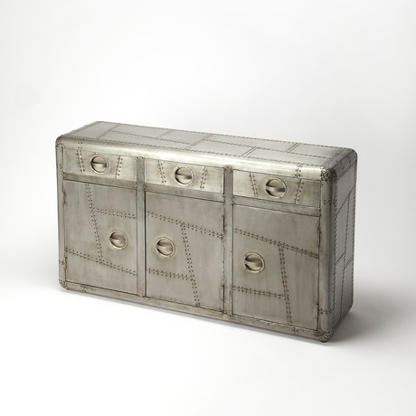 Colby Industrial Console Cabinet