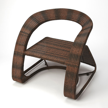 Capri Rattan Chair