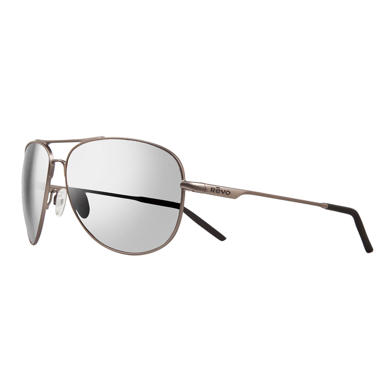 Revo Eyewear Windspeed II Advanced High-Contrast Polarized Sunglasses