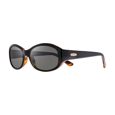 Unisex Brayton S Polarized Sunglasses // Chrome + Graphite