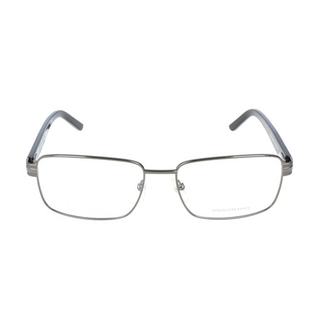 Pierrer Cardin Men's Optical // 6833 // Dark Ruthenium Black