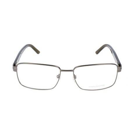 Pierrer Cardin Men's Optical // 6833 // Gray Olive