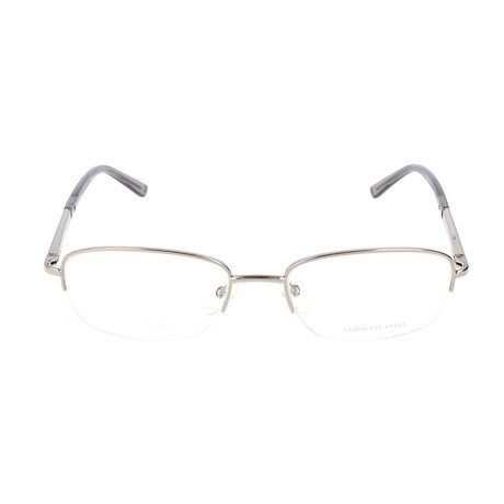 Pierrer Cardin Women's Optical // 8813 // Matte Ruthenium + Dark Gray