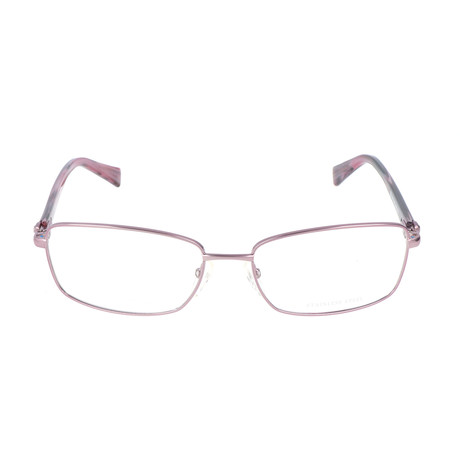 Pierrer Cardin Women's Optical // 8815 // Pink Striped Purple