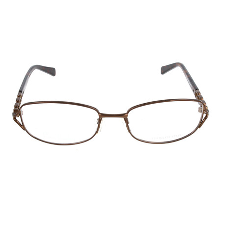 Pierrer Cardin Women's Optical // 8809 // Brown Havana