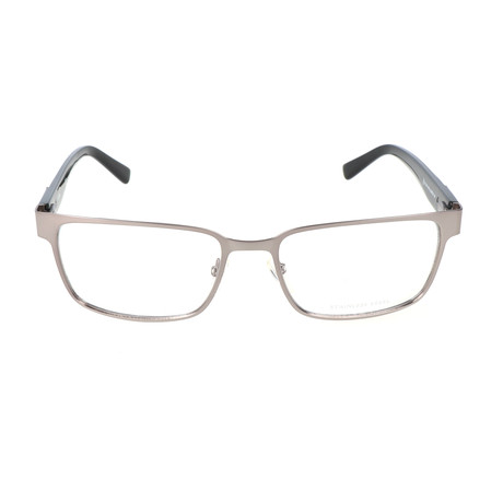 Pierrer Cardin Men's Optical // 6816 // Matte Ruthenium + Blue Black