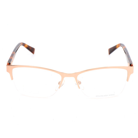 Pierrer Cardin Women's Optical // 8823 // Gold Havana