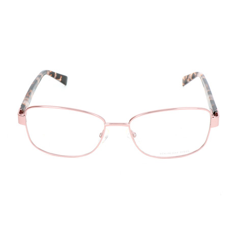 Pierrer Cardin Women's Optical // 8821 // Matte Pink Havana