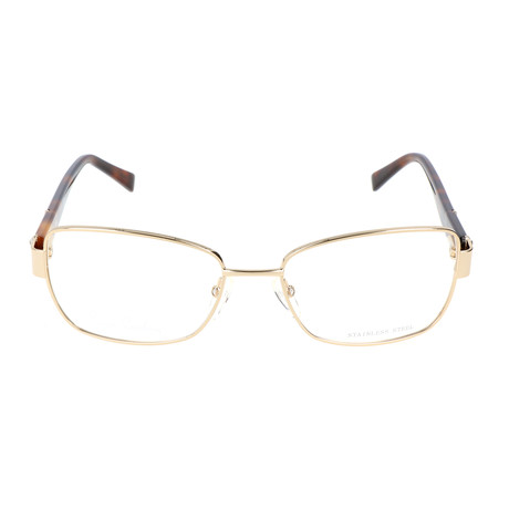 Pierrer Cardin Women's Optical // 8820 // Endura Gold Havana