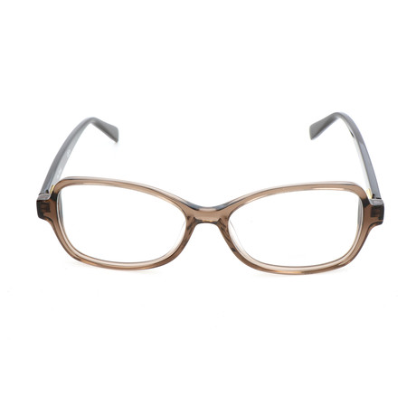 Pierrer Cardin Women's Optical // 8458 // Brown