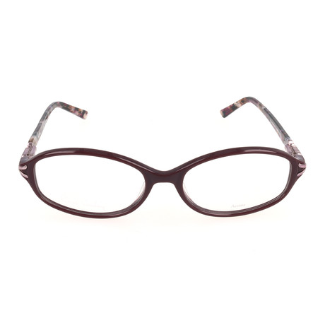 Pierrer Cardin Women's Optical // 8440 // Plum Violet Havana
