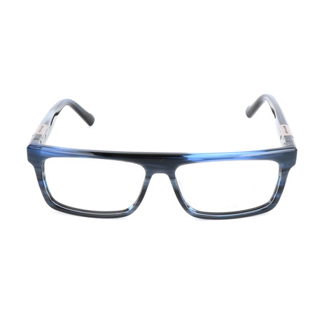 Pierrer Cardin Men's Optical // 6200 // Blue Horn