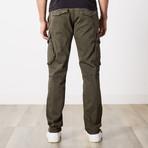 Slim Fit Cargo Pant // Olive (30WX30L)