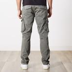 Slim Fit Cargo Pant // Grey (36WX31L)